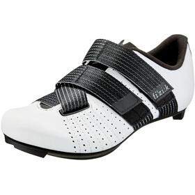 Fizik Tempo R5 Powerstrap Cycling Shoes white/black
